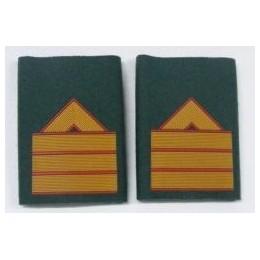 Hombreras de tubo Sargento Primero (Par)