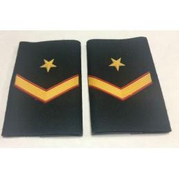 Manguito Caballería Ejército de Subteniente (Par)