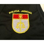 Chaleco Multibolsillo Guardia Civil Policía Judicial