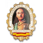 Chapa cartera Franco