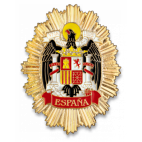 Chapa cartera Águila