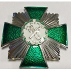 Placa Merito Guardia Civil distintivo Blanco