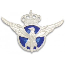 Distintivo Piloto aviación civil