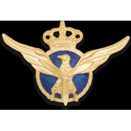 Distintivo piloto aviación comercial