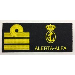 Galleta UME de Identificación ARMADA ESPAÑOLA