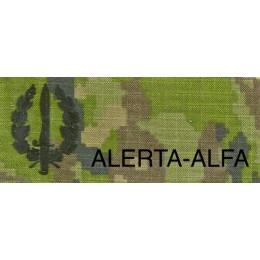 Galleta de Identificación PVC Veteranos GOES Árida