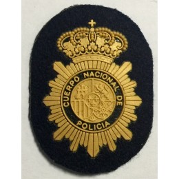 Parche de Boina-Gorra Escala Básica Policía Nacional