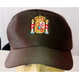Gorra Guarda Rural Escudo Bordado Constitucional