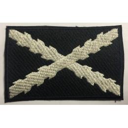 Parche Bordado Bandera TERCIOS (SWAT-POLICIAL)